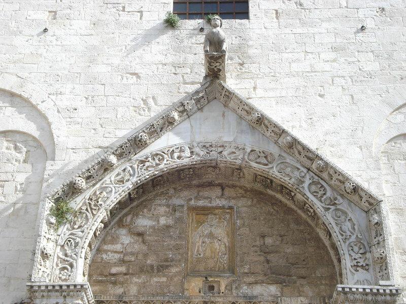Экскурсия по базилике св. Николая Чудотворца в Бари