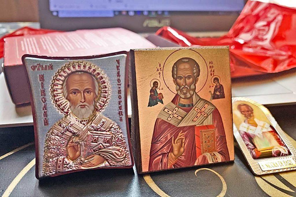 иконки св. Николая из Италии
