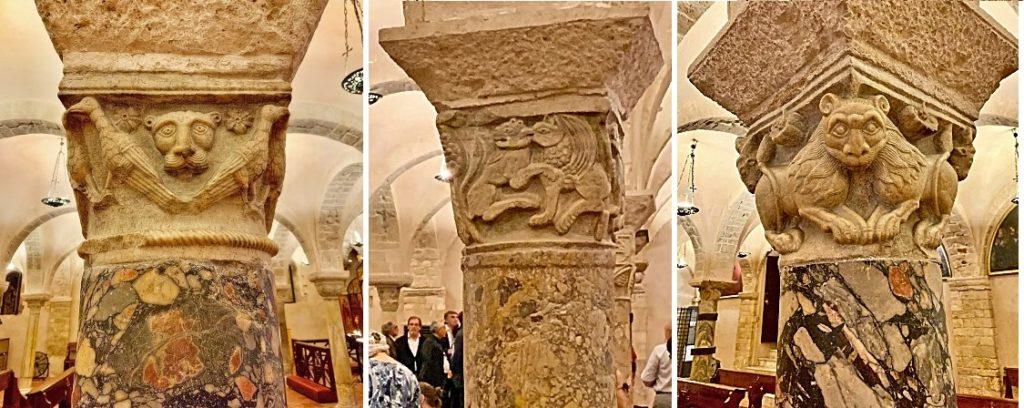 Экскурсия по крипте св. Николая Чудотворца в базилике Бари