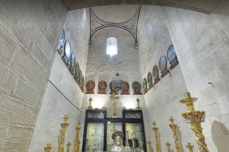 Норманнская башня базилики в Бари
