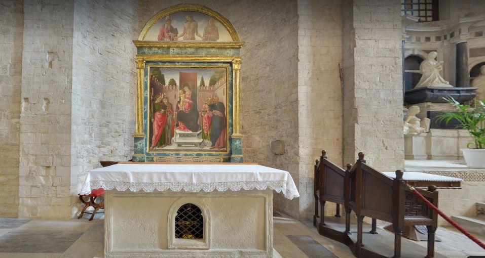 История базилики св. Николая сквозь века
