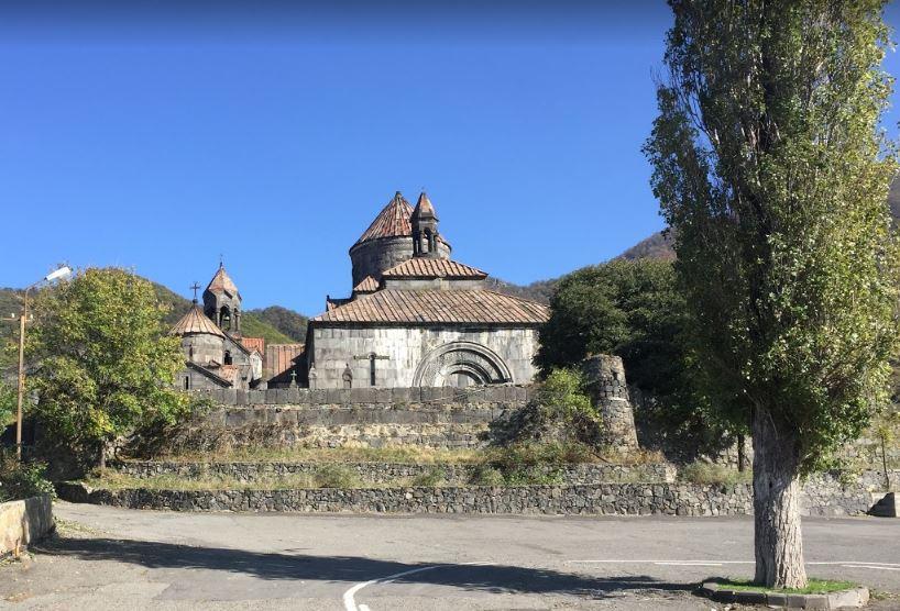 Экскурсия из Армении в Грузию монастырь Ахпат