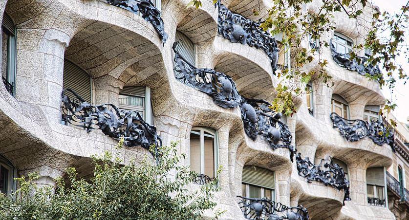 Все шедевры Гауди в Барселоне