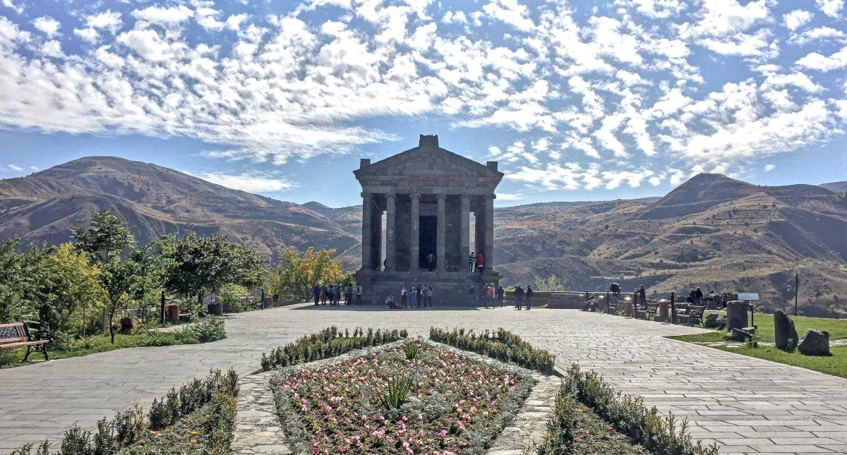 Экскурсия по окрестностям Еревана