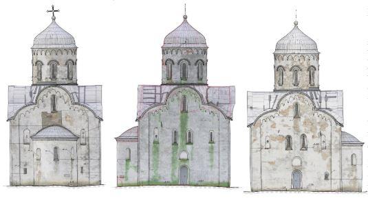 Кратко об архитектуре средневекового Новгорода