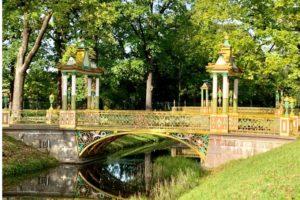 Прогулка по паркам Царского Села Александровский парк