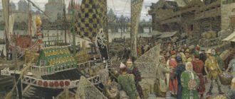 Картины с видом Новгорода