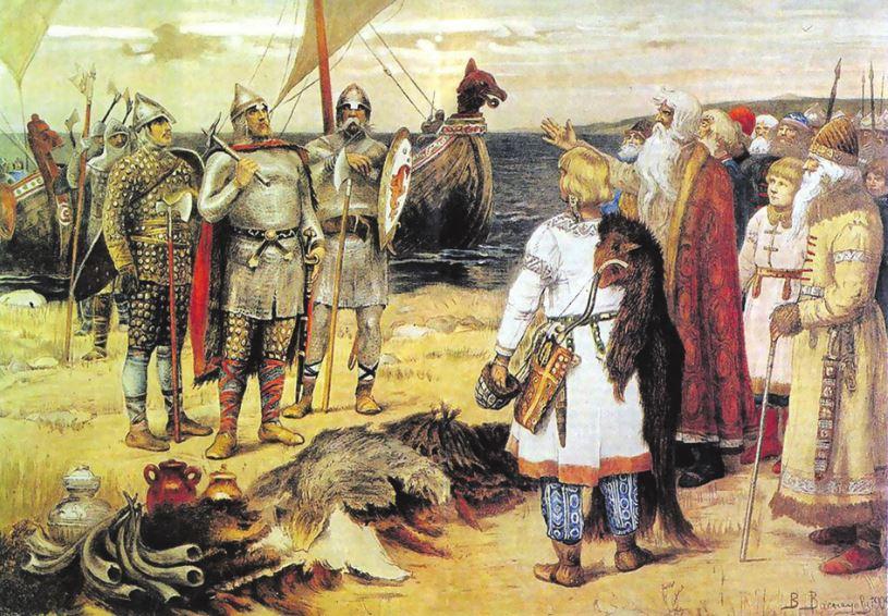 Кратко об истории Новгорода