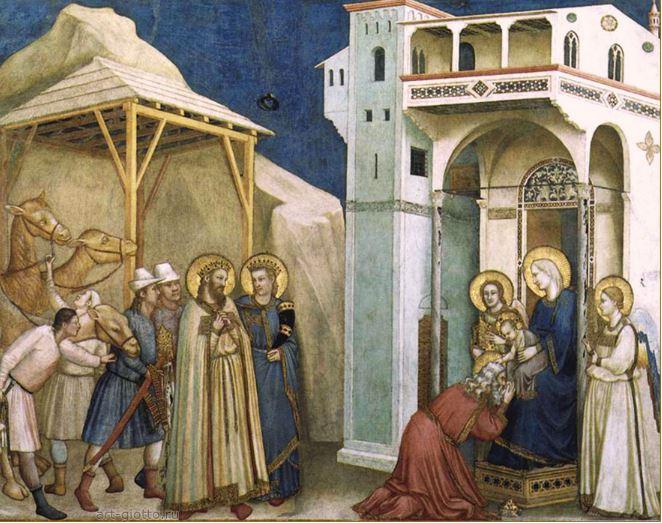 Посещение базилики Сан-Франческо в Ассизи