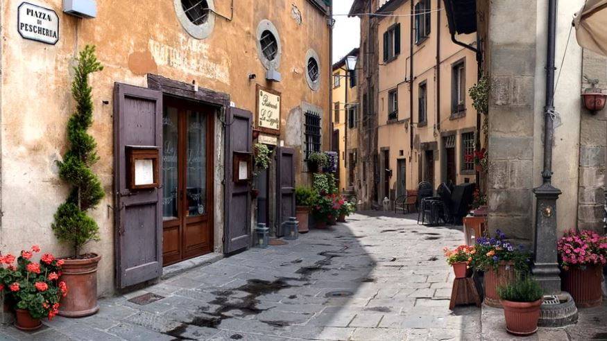Что смотреть в Кортоне Тоскана тур
