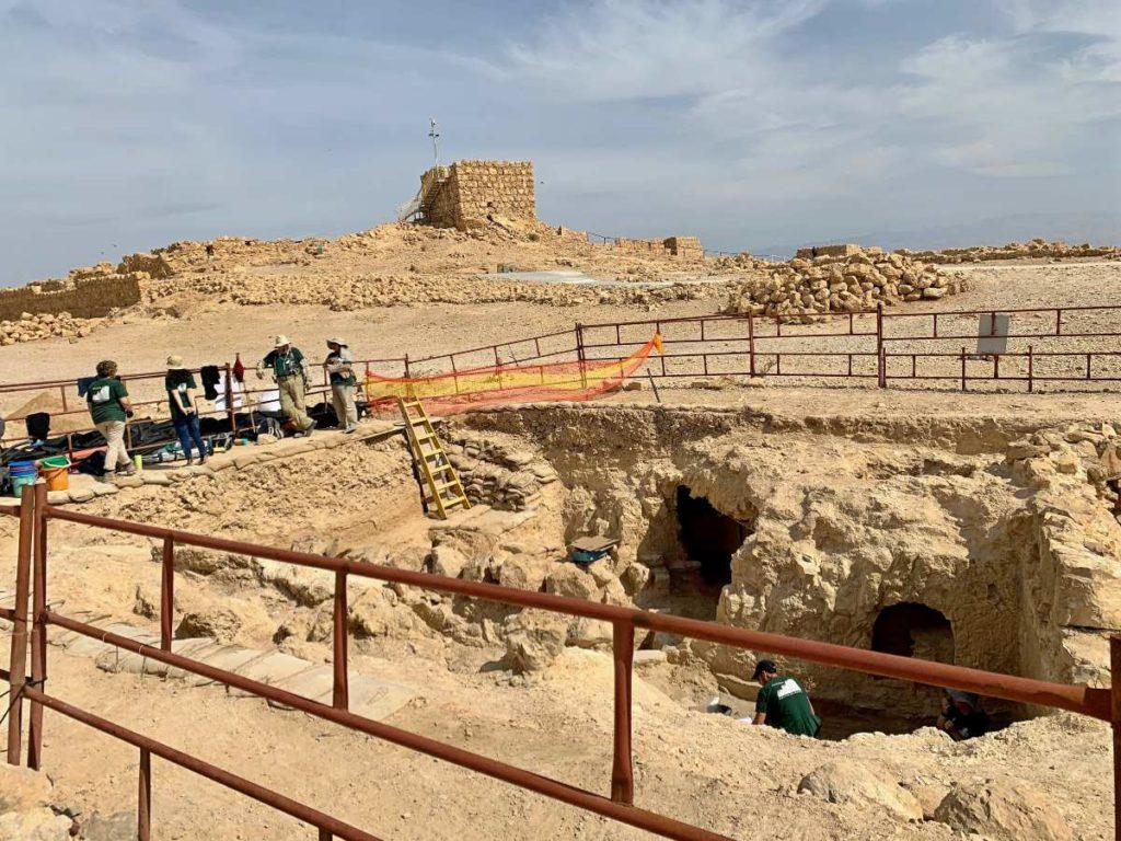 Экскурсия в Масаду с гидом