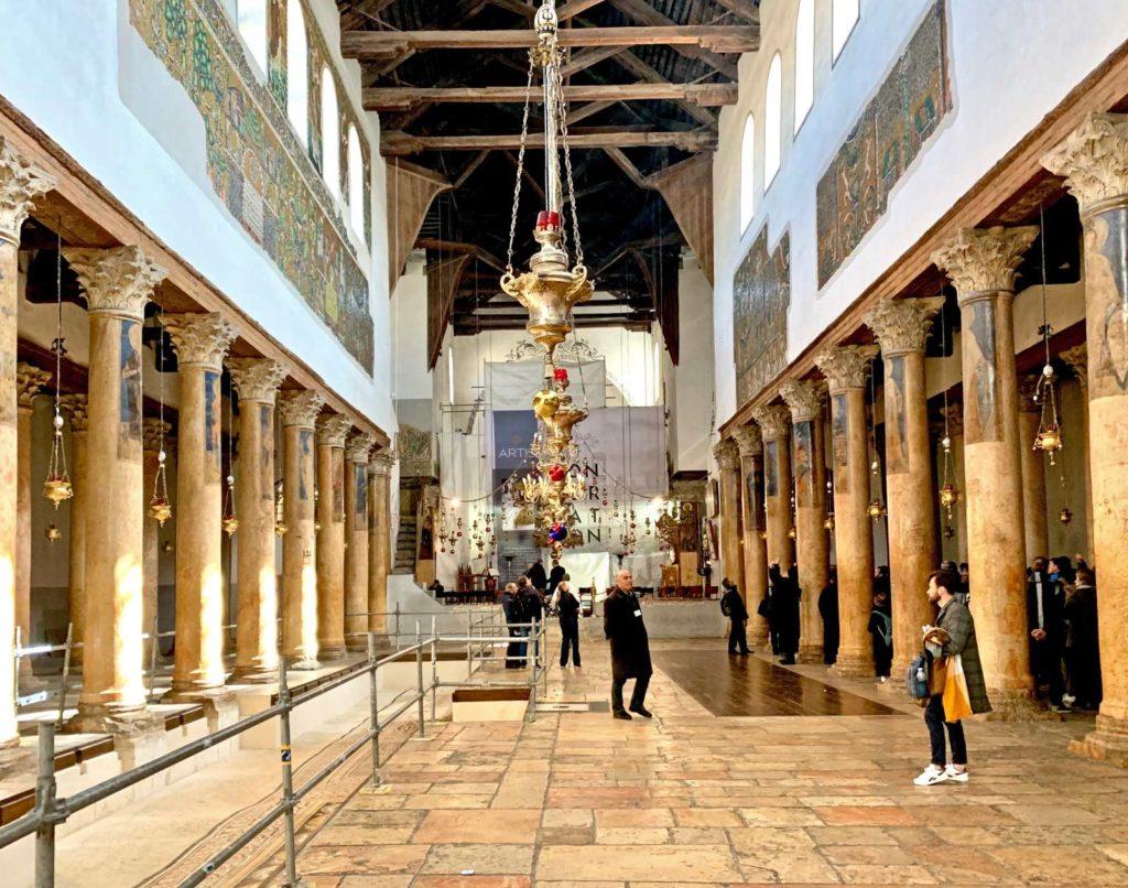 Групповая экскурсия в храм Рождества Христова