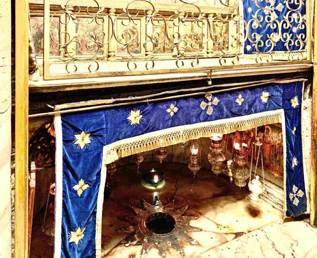 Место рождения Спасителя в Вифлееме